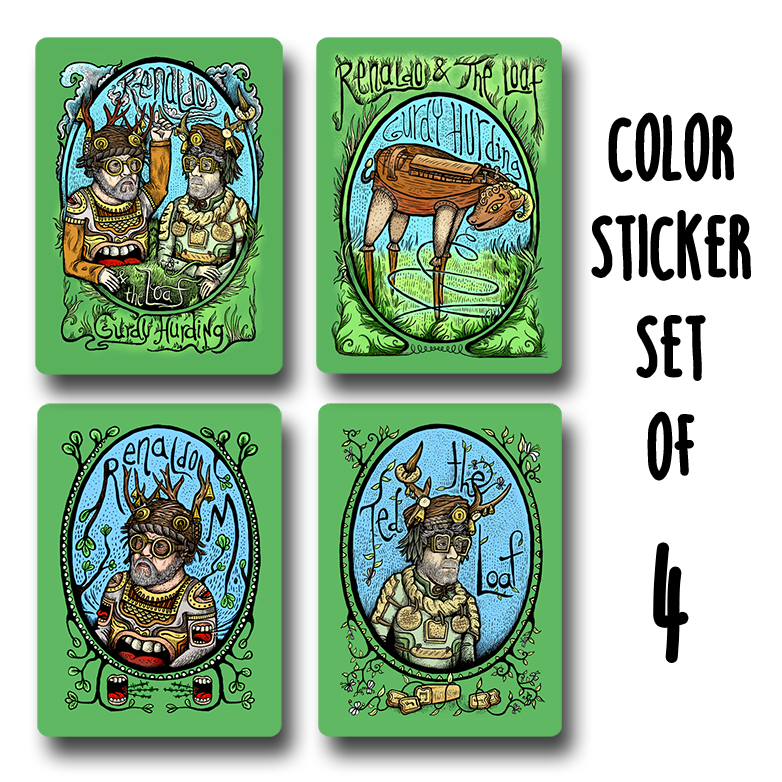 Color Sticker Set