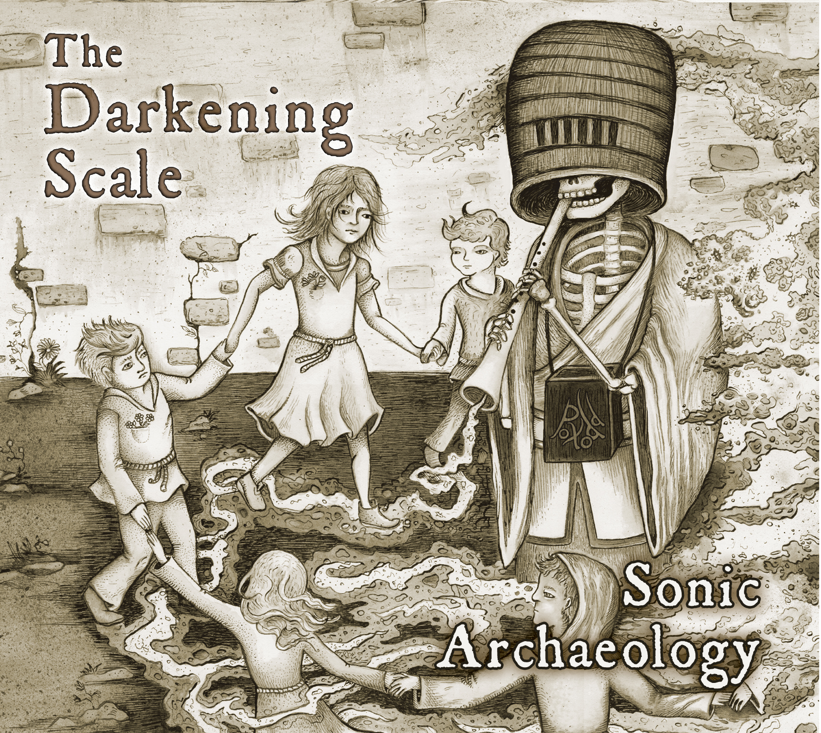 THE DARKENING SCALE Sonic Archaeology