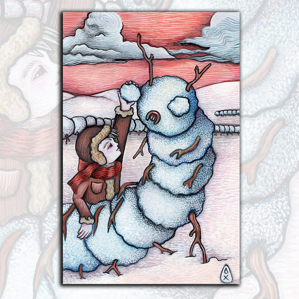 Snowepede