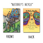 Butterfly's Bicycle