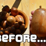 Pealing Pear
